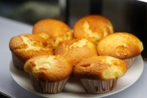 Recipe of the Week: White Choc, Orange and Lemon Muffins