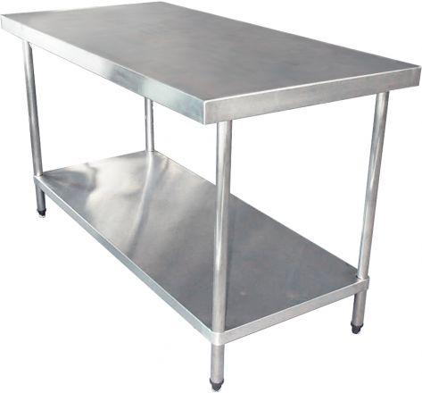 KSS 1500mm Bench w/ Shelf Underneath