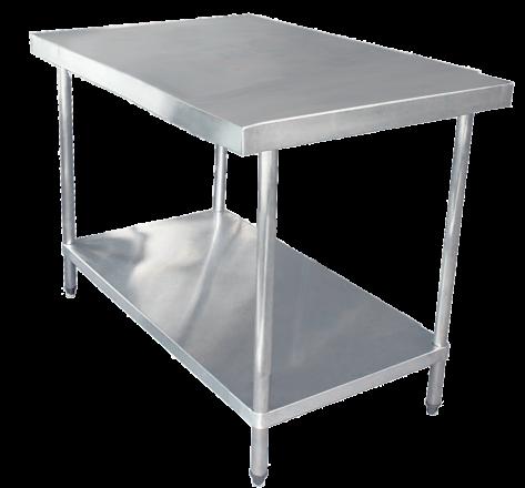 KSS 900mm Bench w/ Shelf Underneath
