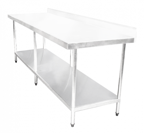 KSS 03-6  Bench with Shelf Underneath - Various Sizes