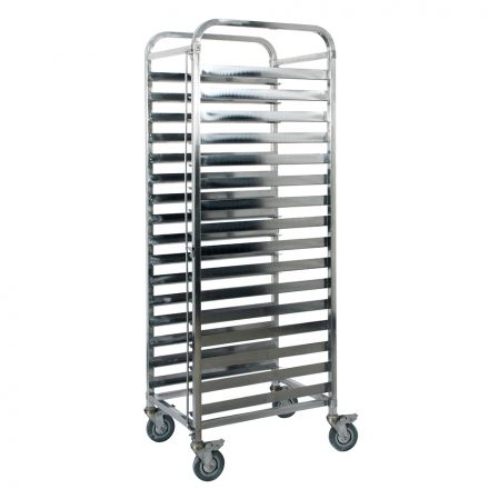 KSS Mobile Gastronorm Trolley 16 Tray