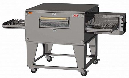 XLT 1832-1 Single Deck Gas Conveyor Pizza Oven