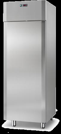 Stainless Steel Upright Refrigerator