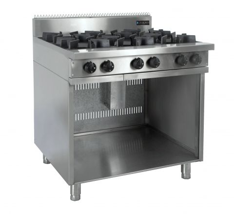 Oxford Series 6 Burner Cooktop