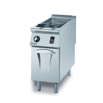 Mareno ANF94G23 23 Litre Singe Tank Gas Fryer