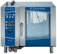 Electrolux AOS061EBA2 6 Tray Electric Combi Oven
