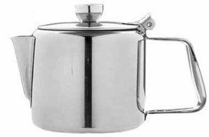 Harrow 18/8 S/Steel Tea Pot 370ml 12oz.
