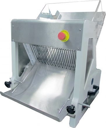 Maestro Mix 15mm bench mounted bread slicer