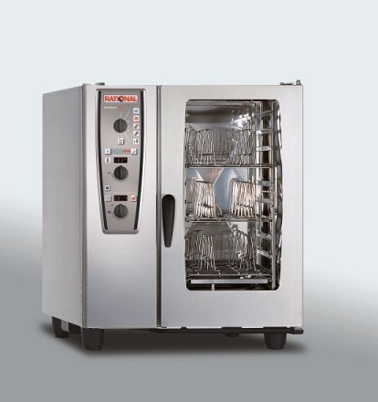 Rational  CMP101 10 Tray CombiMaster Plus Electric