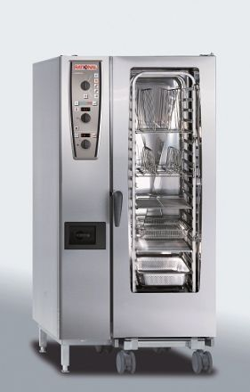 Rational CMP201 20 Tray CombiMaster Plus Electric