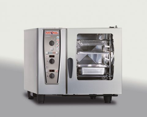 Rational  CMP61 6 Tray CombiMaster Plus