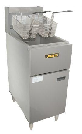 Anets SLG40 20 Litre Gas Deep Fryer