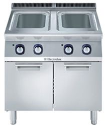 Electrolux E7PCGH2KF0 Double Well Gas Pasta Cooker