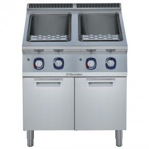 Electrolux E9PCGH2MF0 Double Well Gas Pasta Cooker