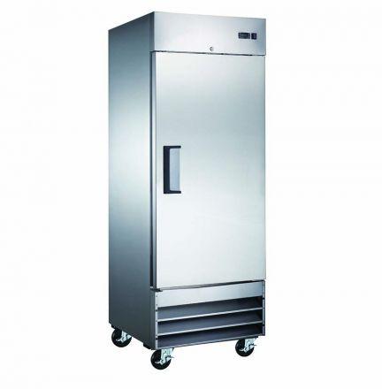 Mitchel Refrigeration Stainless Steel Single Door Refrigerator