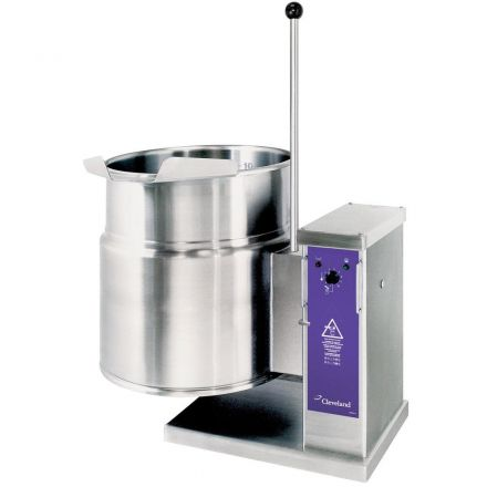 Cleveland KET-12-T  Electric self contained tilting kettle