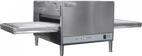 Lincoln 2504-1 Digital Countertop Conveyor Oven