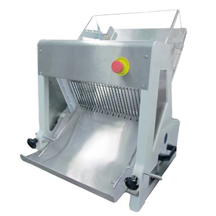 Maestro Mix 12mm bench mounted bread slicer