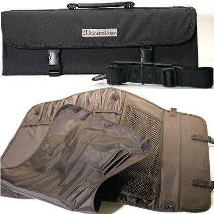 Victorinox Ultimate Edge Black 10 Pce Knife Carry Case