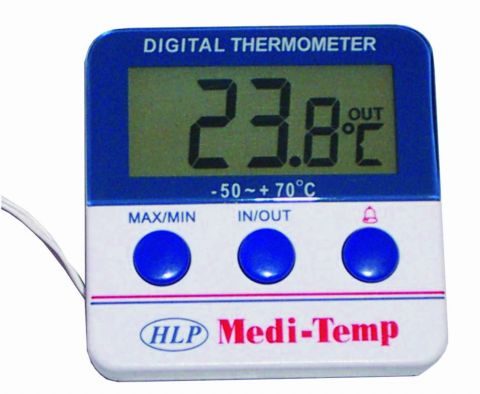 HLP Medical Temperature Meter