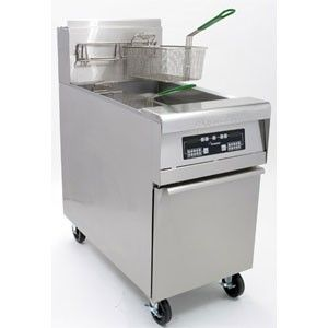 Frymaster MJ1CF 40 Litre Stainless Steel Gas Fryer