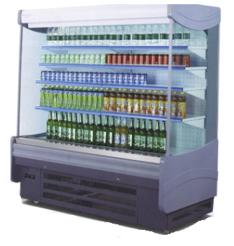 Mitchel Refrigeration Refrigerated Open Display