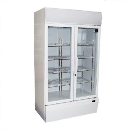 Mitchel 2 Door Drinks Refrigerator (Swing Doors)