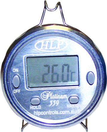 HLP Digital Dishwasher Thermometer