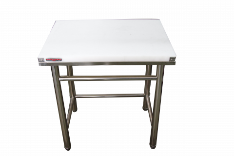 KSS 1000mm Bench w/ polyurethane chopping board
