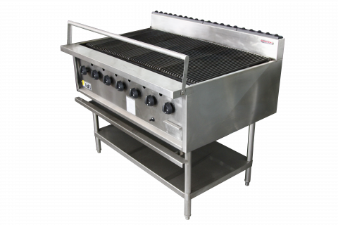 Oxford Series BBQ 7 Burner