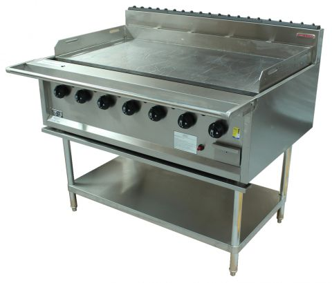 Oxford Series BBQ 7 Burner Hotplate