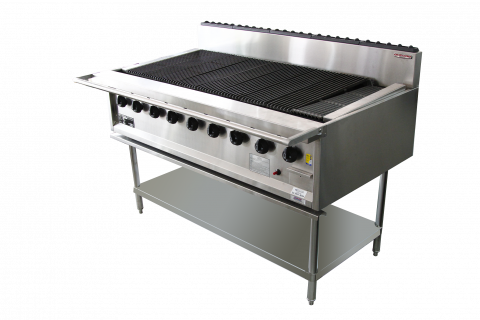 Oxford Series BBQ 9 Burner