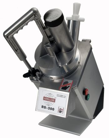 Hallde RG-200 Vegetable Prep Machine