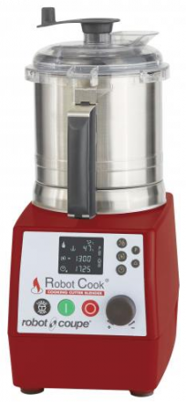 Robot Coupe Robot Cook® The 1st Professional Cooking Cutter Blender