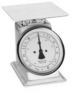 Scales Platform 22Kg 100 Gram Graduation