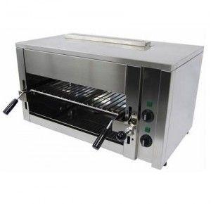 Electrolux SLG802 Adjustable Grid Gas Salamander