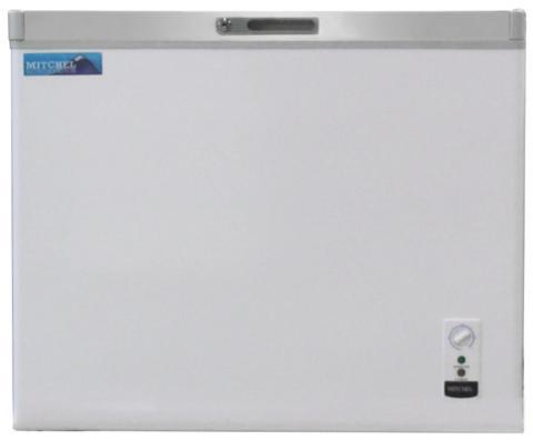 Mitchel Refrigeration 200 Litre Stainless Steel Top Freezer