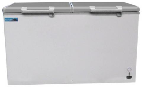 Mitchel Refrigeration 550 Litre Stainless Steel Top Chest Freezer