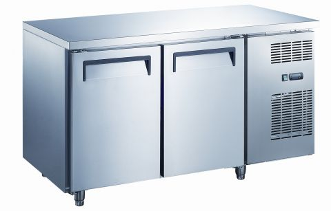 Mitchel Refrigeration 2 Door Undercounter Freezer