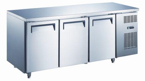 Mitchel Refrigeration 3 Door Undercounter Refrigerator