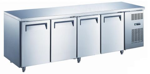 Mitchel Refrigeration 4 Door Undercounter Refrigerator