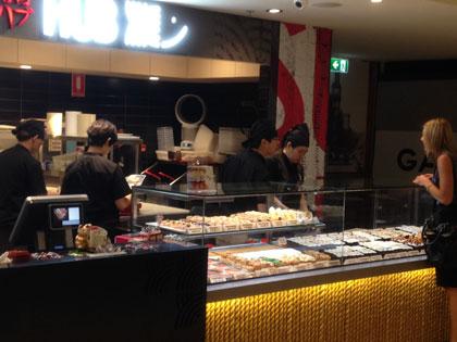 Case Study: Sushi Hub
